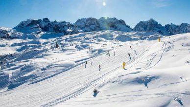 Piste da sci Italia